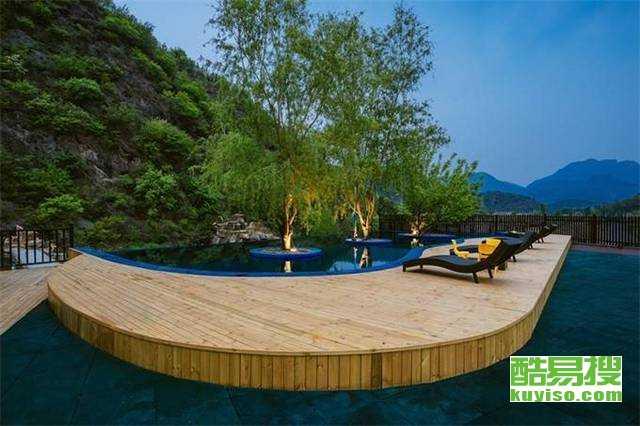 【114生活網】商家展示:北京密云宜山居木屋度假村產品圖