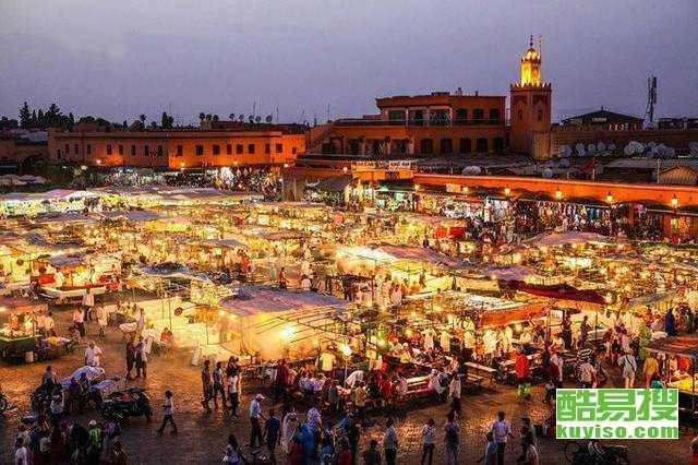 摩洛哥旅游地接社選擇