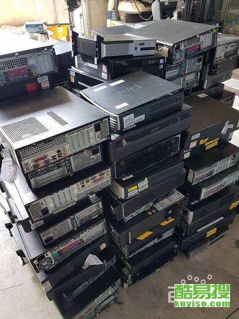 金山区电脑回收台式电脑整机值得信赖的企业