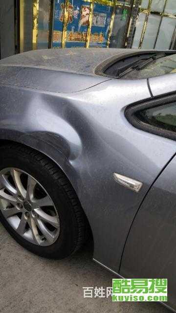 汽車免鈑金噴漆做凹陷修復哪家技術好找老兵馬樹生產品圖